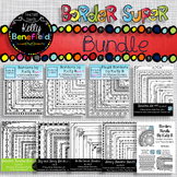 Borders and Frames Super Bundle