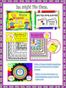 Borders /Word Headers I - Organization - Lesson Plans - Communication