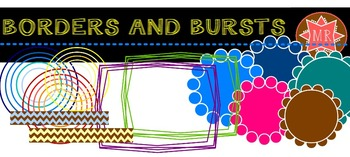 Borders and Bursts