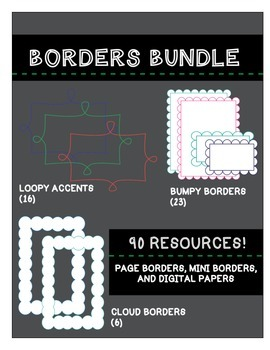 Borders and Digital Papers