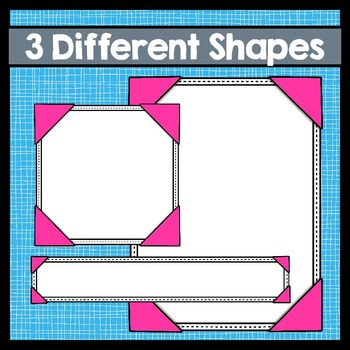 Borders and Frames Clip Art