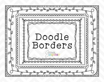 Clip Art: Borders