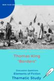 Borders by: Thomas King   Short Story Study