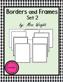 Borders and Frames- Set 2