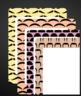 Borders for letterhead, newsletters, etc. - Group 7 - mustaches