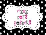 Borders: mini dots