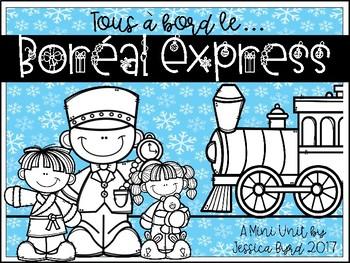 Boreal Express Activity Stations