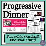 Born a Crime Learning Stations Activity