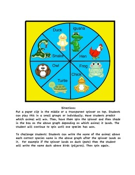 Born in an Egg? Spanish and English Thematic Literacy and
