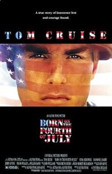 Born on the Fourth of July Movie Reflection Prompts