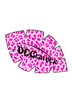 Born to be Wild classroom birthday calendar chart