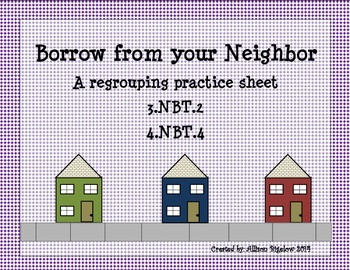 Borrow From Your Neighbor