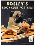 Bosley Poster, Incentive Chart and Bosley Bookmark