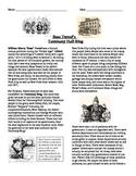 Progressive Era: Boss Tweed and the Tammany Hall Ring Read