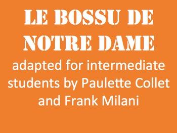 Bossu de Notre-Dame : QUIZ on chapters 1-3