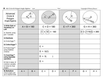 Brocci Bundle Algebra M: Solve Algebraic Equations Inequalities & Systems MEGA