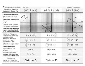 Brocci Bundles: Pythagorean Bundle (12 Lessons, 47 Worksheets, 244 Problems)