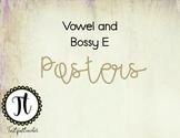 Bossy E Poster