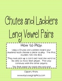 Bossy E & Short Vowel Chutes and Ladders