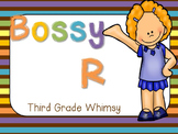 Bossy R (R-Controlled Vowels)