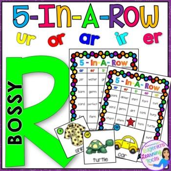 R-Controlled Vowels Station Activity: ar, er, ir or, ur