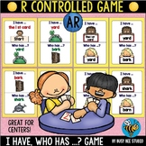 AR  Game: I have, who has ...