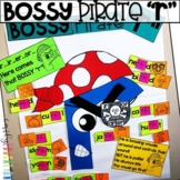 Bossy R Anchor Chart and Craft | R Controlled Vowel Anchor Chart