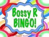 Bossy R BINGO game!