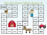 Bossy R Board Game
