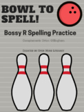 Bossy R/R-Controlled Spelling Activity