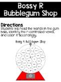 Bossy R Bubblegum Sort