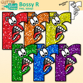 Bossy R Clip Art | Create Phonics and Spelling Worksheets,