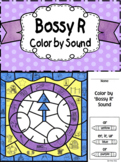Bossy R ~ Color by Sound ~ New Year's Clock