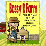Bossy R Farm Lesson  to help teach r-controlled vowels, fo