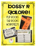 Bossy R Flip and Tab Books