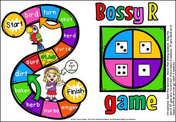 Bossy R GAME(FREE)