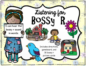 Listening for Bossy R Game