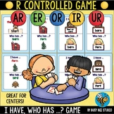 Bossy R Game: I have, who has (ar, or, er, ir, ur)