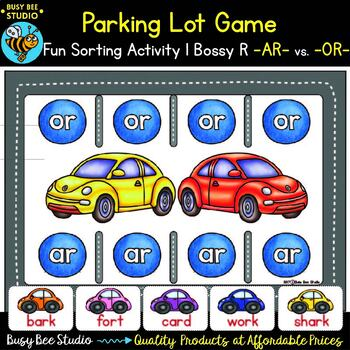 Bossy R Game: Parking Lot (ar, or)