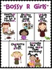 Bossy R Girls: R-Controlled Vowels