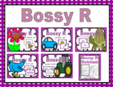 Bossy R Literacy Activities Bundle with Assessment