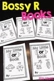 Bossy R Little Phonics Books Bundle