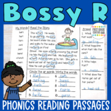 Bossy R Minibooks