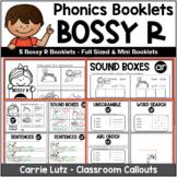 Bossy R Multi Skill Phonics Booklets