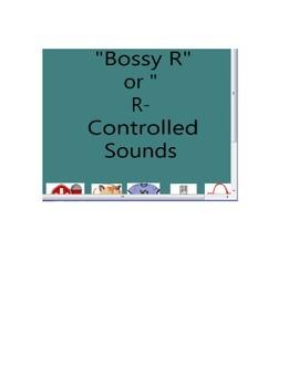 Bossy R Phonics  Practice (ar,er, ir,or, ur)