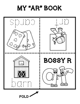 Bossy R Phonics Puzzles
