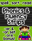 Bossy R Phonics and Fluency: ar, or, ore