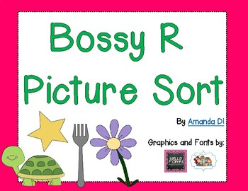 Bossy R Picture Sort