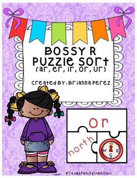 Bossy R Puzzle Sort