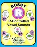 Bundled Bossy R (R-Controlled Vowel Sounds) Original Poems and Worksheets